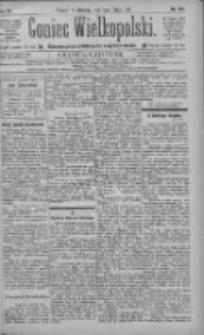Goniec Wielkopolski: najtańsze pismo codzienne dla wszystkich stanów 1885.07.11 R.9 Nr155