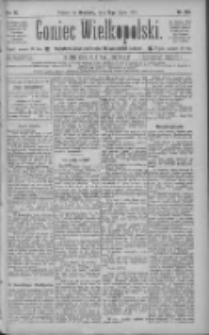 Goniec Wielkopolski: najtańsze pismo codzienne dla wszystkich stanów 1885.07.12 R.9 Nr156