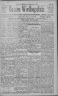 Goniec Wielkopolski: najtańsze pismo codzienne dla wszystkich stanów 1885.07.14 R.9 Nr157