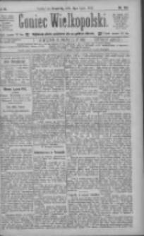 Goniec Wielkopolski: najtańsze pismo codzienne dla wszystkich stanów 1885.07.16 R.9 Nr159