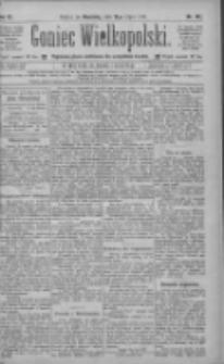 Goniec Wielkopolski: najtańsze pismo codzienne dla wszystkich stanów 1885.07.19 R.9 Nr162