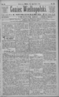 Goniec Wielkopolski: najtańsze pismo codzienne dla wszystkich stanów 1885.07.21 R.9 Nr163