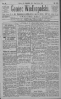 Goniec Wielkopolski: najtańsze pismo codzienne dla wszystkich stanów 1885.07.23 R.9 Nr165