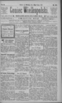 Goniec Wielkopolski: najtańsze pismo codzienne dla wszystkich stanów 1885.07.28 R.9 Nr169