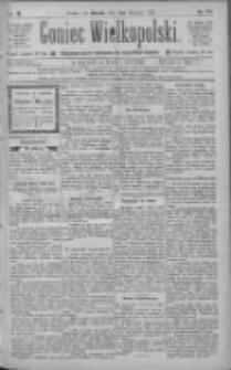 Goniec Wielkopolski: najtańsze pismo codzienne dla wszystkich stanów 1885.08.04 R.9 Nr175