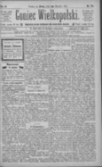 Goniec Wielkopolski: najtańsze pismo codzienne dla wszystkich stanów 1885.08.05 R.9 Nr176