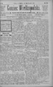 Goniec Wielkopolski: najtańsze pismo codzienne dla wszystkich stanów 1885.08.08 R.9 Nr179
