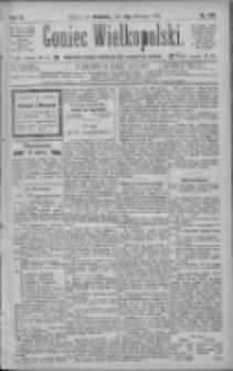 Goniec Wielkopolski: najtańsze pismo codzienne dla wszystkich stanów 1885.08.09 R.9 Nr180