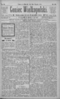 Goniec Wielkopolski: najtańsze pismo codzienne dla wszystkich stanów 1885.08.11 R.9 Nr181