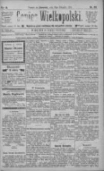 Goniec Wielkopolski: najtańsze pismo codzienne dla wszystkich stanów 1885.08.13 R.9 Nr183