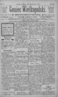 Goniec Wielkopolski: najtańsze pismo codzienne dla wszystkich stanów 1885.08.14 R.9 Nr184