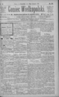 Goniec Wielkopolski: najtańsze pismo codzienne dla wszystkich stanów 1885.08.20 R.9 Nr188