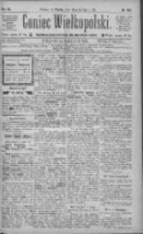 Goniec Wielkopolski: najtańsze pismo codzienne dla wszystkich stanów 1885.08.21 R.9 Nr189