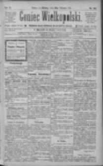 Goniec Wielkopolski: najtańsze pismo codzienne dla wszystkich stanów 1885.08.29 R.9 Nr196