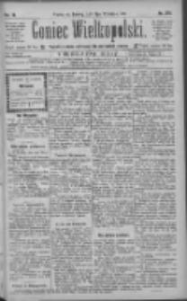 Goniec Wielkopolski: najtańsze pismo codzienne dla wszystkich stanów 1885.09.05 R.9 Nr202