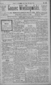 Goniec Wielkopolski: najtańsze pismo codzienne dla wszystkich stanów 1885.09.06 R.9 Nr203