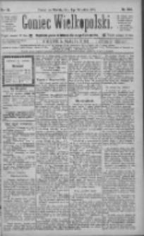 Goniec Wielkopolski: najtańsze pismo codzienne dla wszystkich stanów 1885.09.08 R.9 Nr204