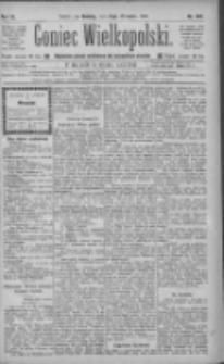 Goniec Wielkopolski: najtańsze pismo codzienne dla wszystkich stanów 1885.09.12 R.9 Nr207