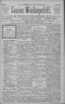 Goniec Wielkopolski: najtańsze pismo codzienne dla wszystkich stanów 1885.09.13 R.9 Nr208