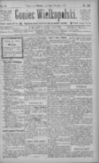 Goniec Wielkopolski: najtańsze pismo codzienne dla wszystkich stanów 1885.09.15 R.9 Nr209