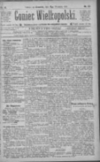 Goniec Wielkopolski: najtańsze pismo codzienne dla wszystkich stanów 1885.09.17 R.9 Nr211