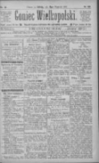 Goniec Wielkopolski: najtańsze pismo codzienne dla wszystkich stanów 1885.09.19 R.9 Nr213