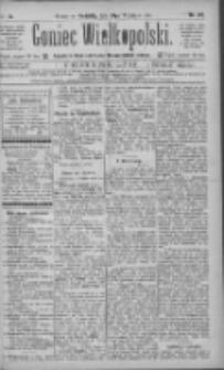 Goniec Wielkopolski: najtańsze pismo codzienne dla wszystkich stanów 1885.09.20 R.9 Nr214