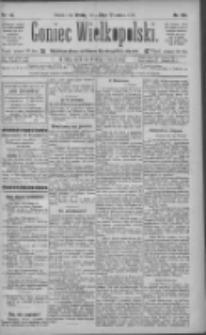 Goniec Wielkopolski: najtańsze pismo codzienne dla wszystkich stanów 1885.09.23 R.9 Nr216