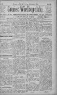 Goniec Wielkopolski: najtańsze pismo codzienne dla wszystkich stanów 1885.10.06 R.9 Nr227