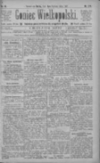 Goniec Wielkopolski: najtańsze pismo codzienne dla wszystkich stanów 1885.10.07 R.9 Nr228