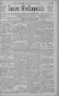 Goniec Wielkopolski: najtańsze pismo codzienne dla wszystkich stanów 1885.10.08 R.9 Nr229