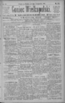 Goniec Wielkopolski: najtańsze pismo codzienne dla wszystkich stanów 1885.10.09 R.9 Nr230