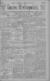 Goniec Wielkopolski: najtańsze pismo codzienne dla wszystkich stanów 1885.10.11 R.9 Nr232