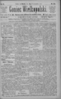 Goniec Wielkopolski: najtańsze pismo codzienne dla wszystkich stanów 1885.10.13 R.9 Nr233