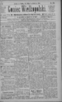 Goniec Wielkopolski: najtańsze pismo codzienne dla wszystkich stanów 1885.10.14 R.9 Nr234