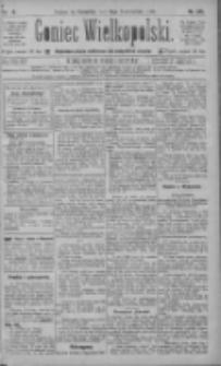 Goniec Wielkopolski: najtańsze pismo codzienne dla wszystkich stanów 1885.10.15 R.9 Nr235