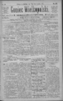 Goniec Wielkopolski: najtańsze pismo codzienne dla wszystkich stanów 1885.10.17 R.9 Nr237