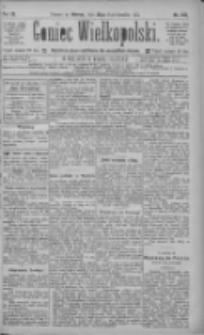 Goniec Wielkopolski: najtańsze pismo codzienne dla wszystkich stanów 1885.10.20 R.9 Nr239