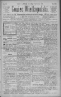 Goniec Wielkopolski: najtańsze pismo codzienne dla wszystkich stanów 1885.10.27 R.9 Nr245