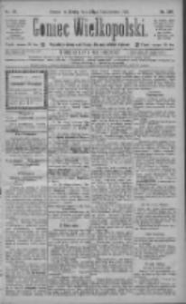 Goniec Wielkopolski: najtańsze pismo codzienne dla wszystkich stanów 1885.10.28 R.9 Nr246