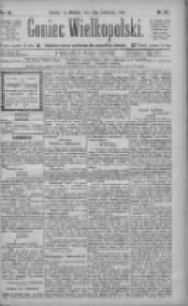 Goniec Wielkopolski: najtańsze pismo codzienne dla wszystkich stanów 1885.11.03 R.9 Nr251