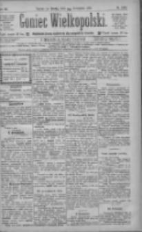 Goniec Wielkopolski: najtańsze pismo codzienne dla wszystkich stanów 1885.11.04 R.9 Nr252