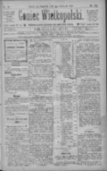 Goniec Wielkopolski: najtańsze pismo codzienne dla wszystkich stanów 1885.11.05 R.9 Nr253