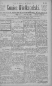 Goniec Wielkopolski: najtańsze pismo codzienne dla wszystkich stanów 1885.11.06 R.9 Nr254