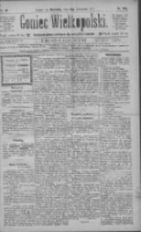 Goniec Wielkopolski: najtańsze pismo codzienne dla wszystkich stanów 1885.11.08 R.9 Nr256