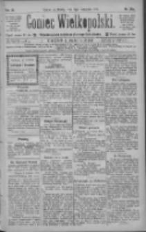 Goniec Wielkopolski: najtańsze pismo codzienne dla wszystkich stanów 1885.11.11 R.9 Nr258