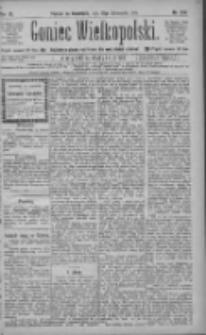 Goniec Wielkopolski: najtańsze pismo codzienne dla wszystkich stanów 1885.11.12 R.9 Nr259