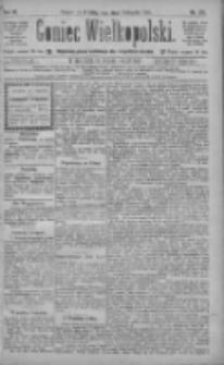 Goniec Wielkopolski: najtańsze pismo codzienne dla wszystkich stanów 1885.11.14 R.9 Nr261