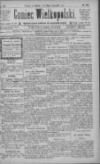 Goniec Wielkopolski: najtańsze pismo codzienne dla wszystkich stanów 1885.11.18 R.9 Nr264