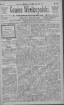 Goniec Wielkopolski: najtańsze pismo codzienne dla wszystkich stanów 1885.11.29 R.9 Nr274